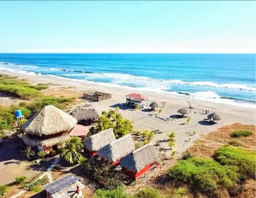 Foto di Surfing Turtle Lodge