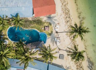 Foto di Asia Blue - Beach Hostel Hacienda