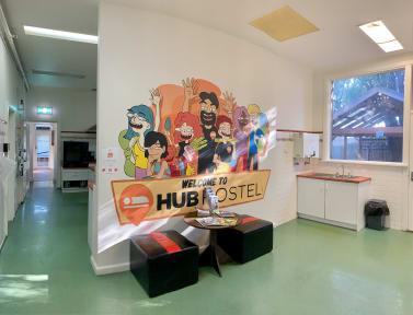 Foto's van Hub Hostel