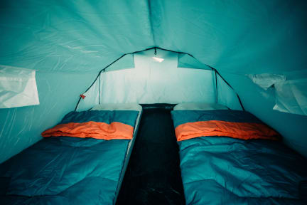 Bilder av ESN Oktoberfest Campsite