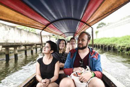 Billeder af Jam Hostel Bangkok
