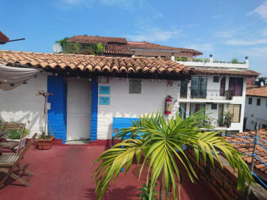 Downtown Vallarta Hostelの写真