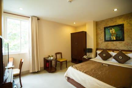 Zdjęcia nagrodzone Hoa De Nhat Hotel