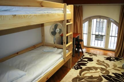 Walking Bed Budapest Hostel照片