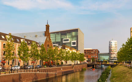 Fotky BUNK Hotel Utrecht