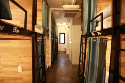 Photos of Seoul Cube Hostel