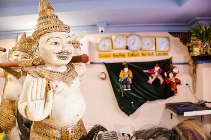 Shannkalay Hostelの写真