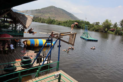 Foto's van Arcadia Backpackers & Water Park