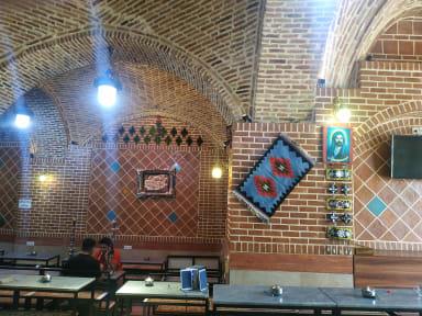 Kuvia paikasta: Mohammadi (TAHA) hostel