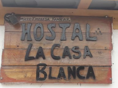 Photos de Hostal la Casa Blanca