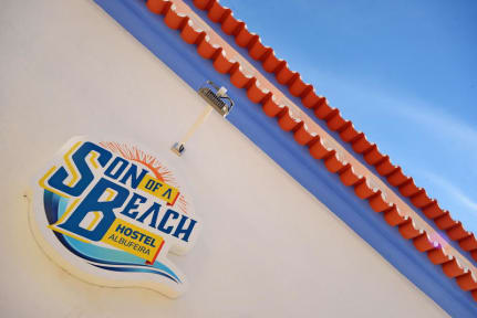 Foto di Son of a Beach Hostel