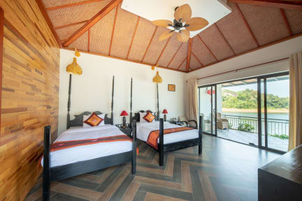 Photos de Phong Nha Lake House Resort