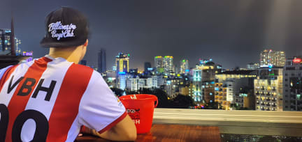Foto's van Ho Chi Minh Vietnam Backpacker Hostels Saigon