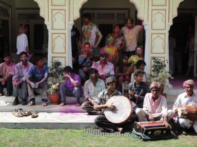 Fotky Krishna Palace