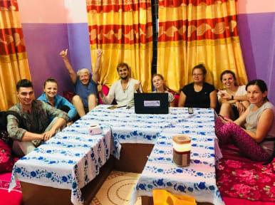 Mount Blue Tourist Hostel Pokharaの写真