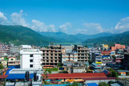 Photos of Mount Blue Tourist Hostel Pokhara