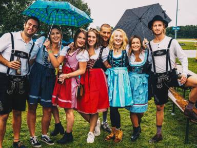Festanation Oktoberfest Camp #2 tesisinden Fotoğraflar