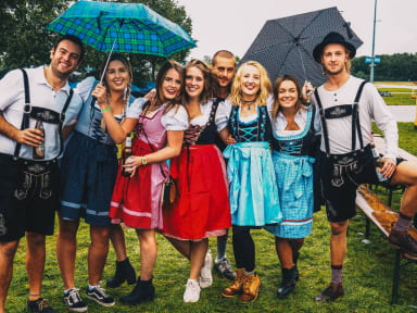 Kuvia paikasta: Festanation Oktoberfest Camp #2