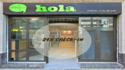 Hola Hostel Collblanc照片