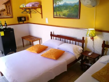 Hostal Casa de El Curaの写真