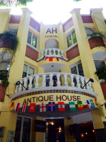 Fotky Antique House Hostel