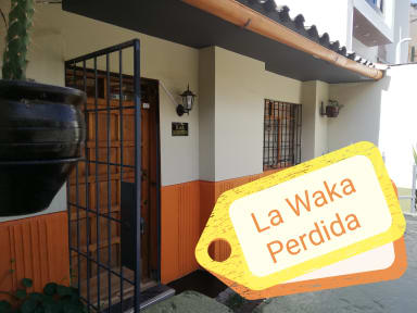 Photos of La Waka Perdida