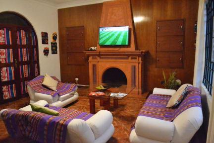 Billeder af Casa Hualpa II
