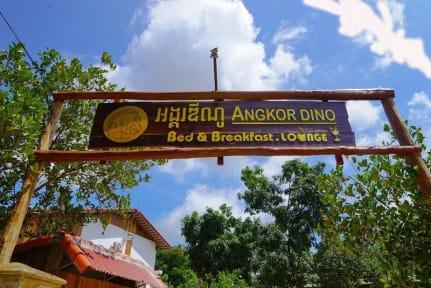 Fotografias de Angkor Dino B&B