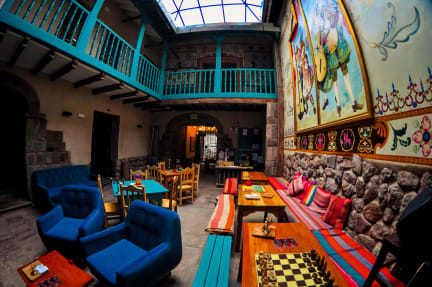 Nao Victoria Hostel tesisinden Fotoğraflar