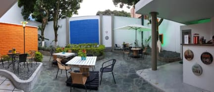 Foton av Backpackers Inn Medellin