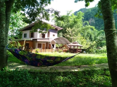 Chiang Dao Home Hostelの写真