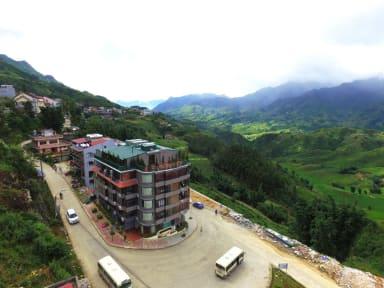 Fotky Sapa Vista Hotel