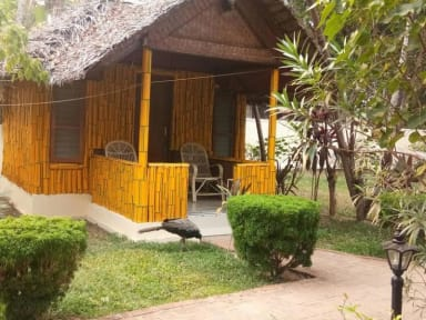 Bilder av Savithri Inn Bamboo Cottages
