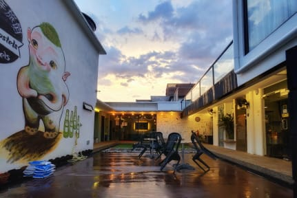 Fotografias de Beds In Garden Hostel Sdn Bhd