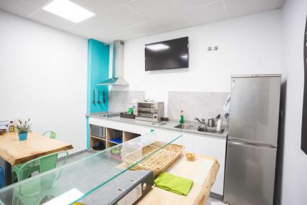 Ohana Tarifa Hostel tesisinden Fotoğraflar