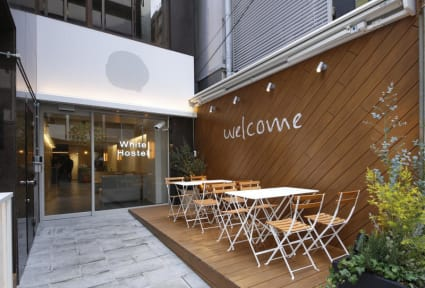 White Hostel Shinsaibashi照片
