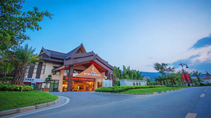 Kuvia paikasta: Xi Shuang Ban Na Metro Golf Hotel