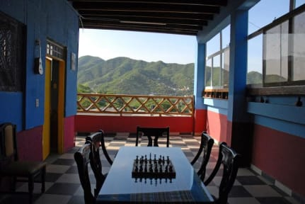Las Terrazas hostelの写真