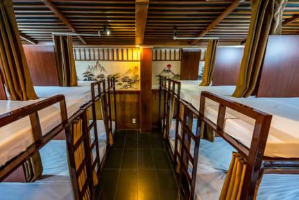 Foton av SG Capsule Hostel