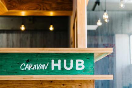 Billeder af Caravan Hub