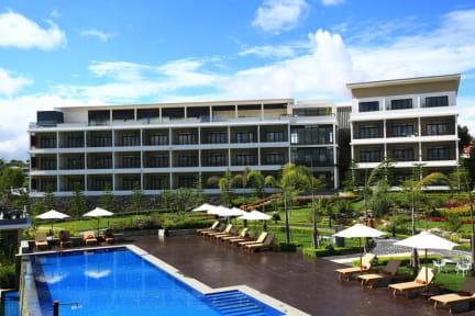 Hotel SS Aungban照片