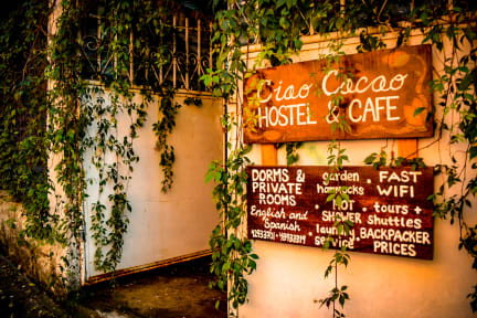 Ciao Cacao Hostel & Vegan cafe照片