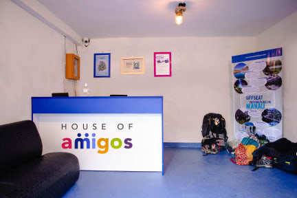 Foton av House of Amigos