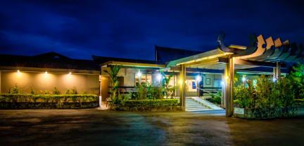 Fotografias de Tanoa Skylodge Hotel