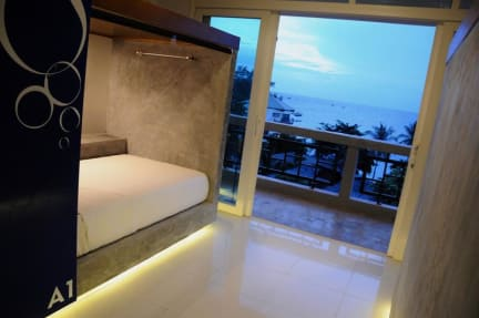 Photos de Oasis Hotel-Pods