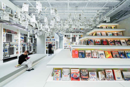 BOOK AND BED TOKYO 心斎橋の写真