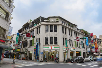Meander 1948 Hostel - Taipei Main Stationの写真