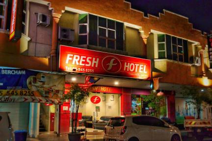 Фотографии Fresh Hotel Bercham