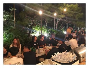 Foto di Tong Yeong Rooftop Party Guesthouse