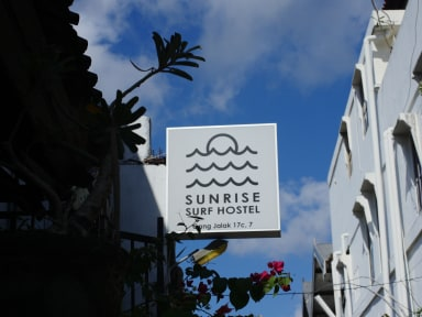 Foto di Sunrise Surf Hostel, Berawa